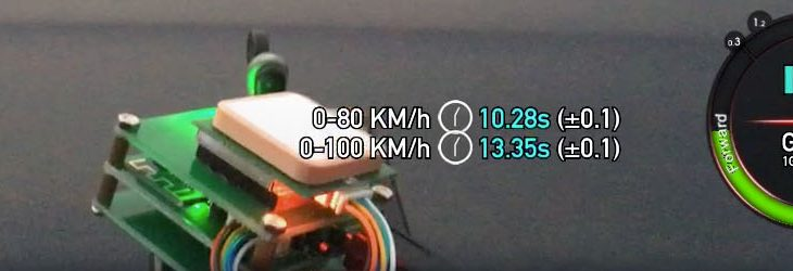 机车小子GPS如何连接GSpot app?